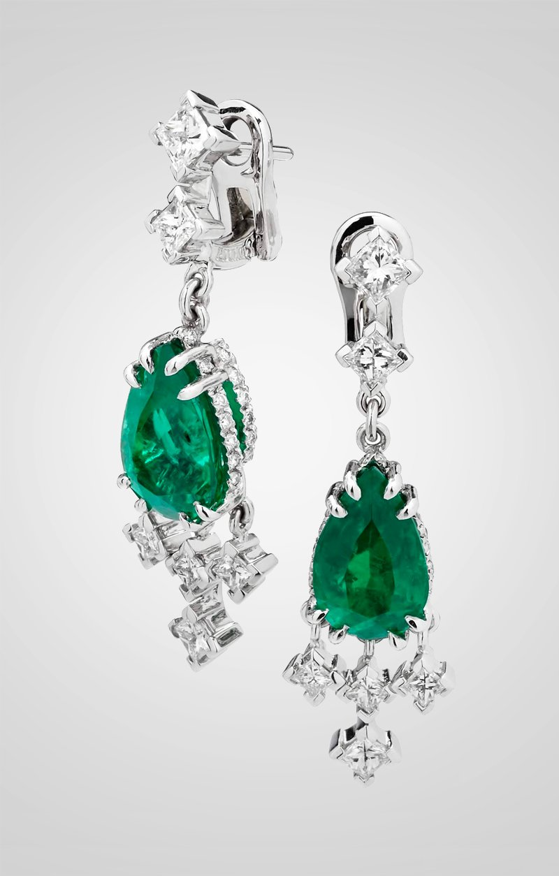 La Certosa Earrings